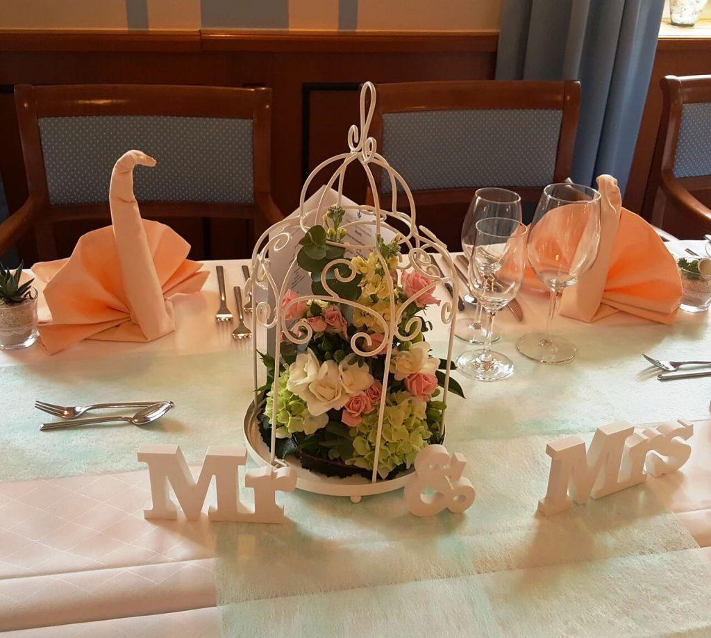 שולחן באירועים
