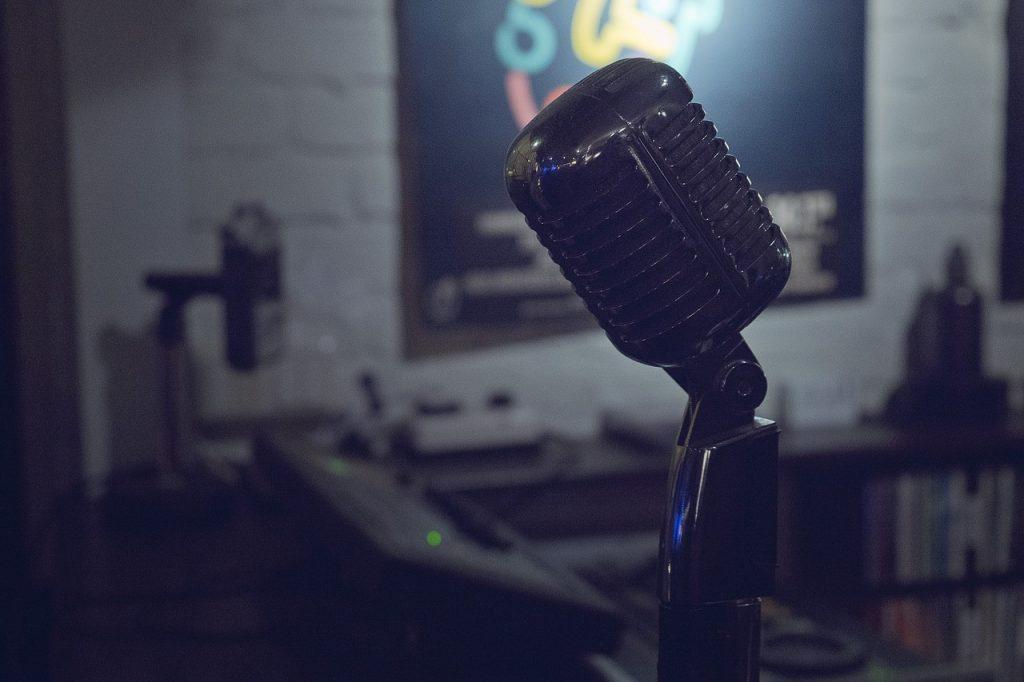 מיקרופון מקצועי