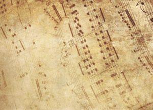 תווי מוסיקה